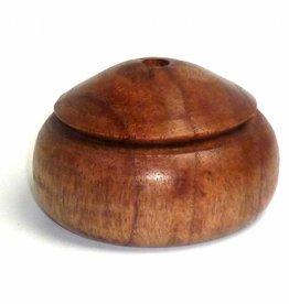 Schreibzeug Federhalter Holz
