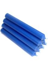 Blaue Stabkerzen