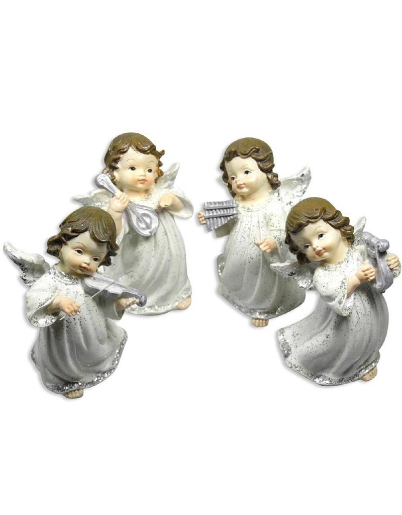 4 Engel im Set