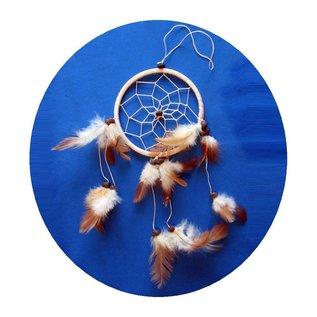 Traumfänger (Dreamcatcher) einfach 11,5 cm
