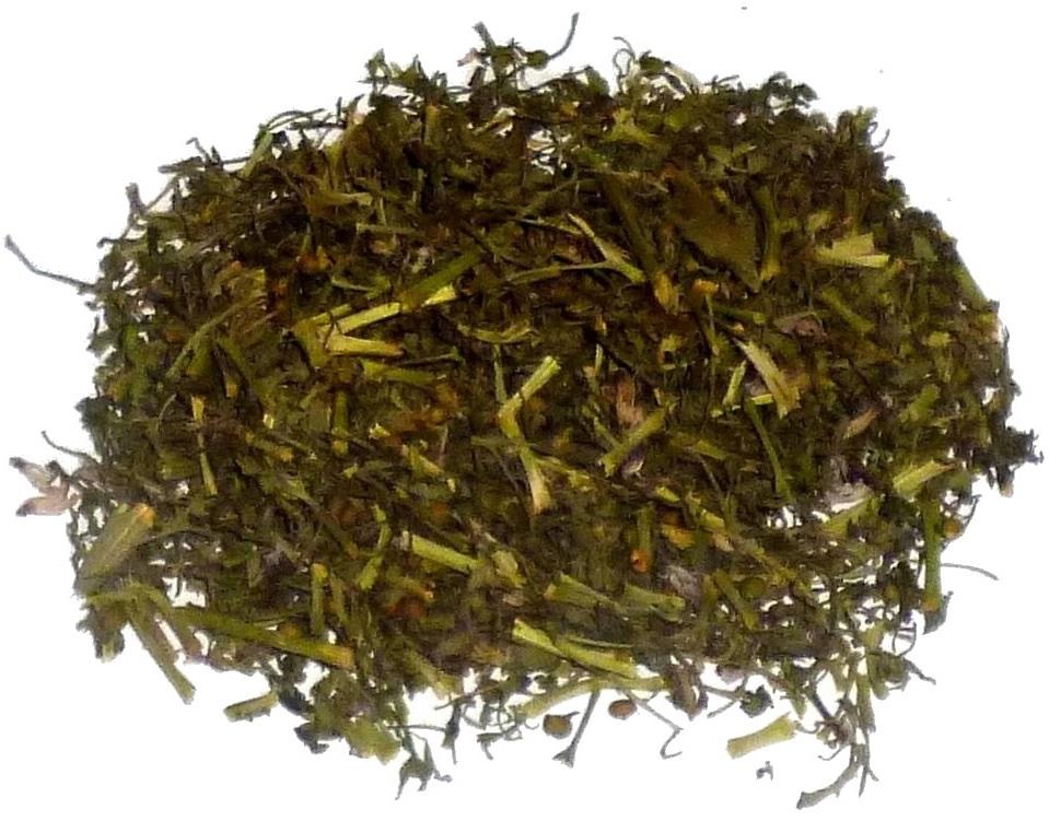 Patchouliblätter räuchern