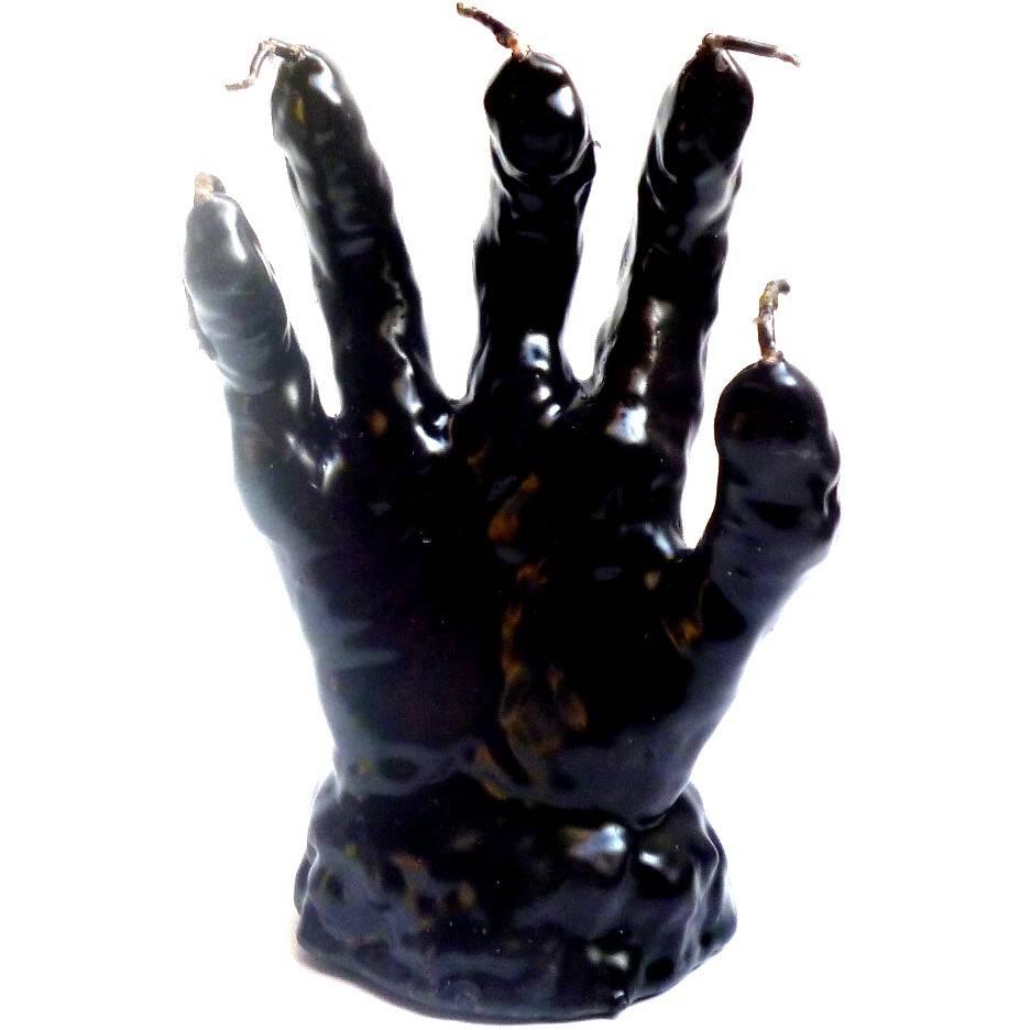 Figurenkerze, Rumeshand /Hand Of Glory, Reversible