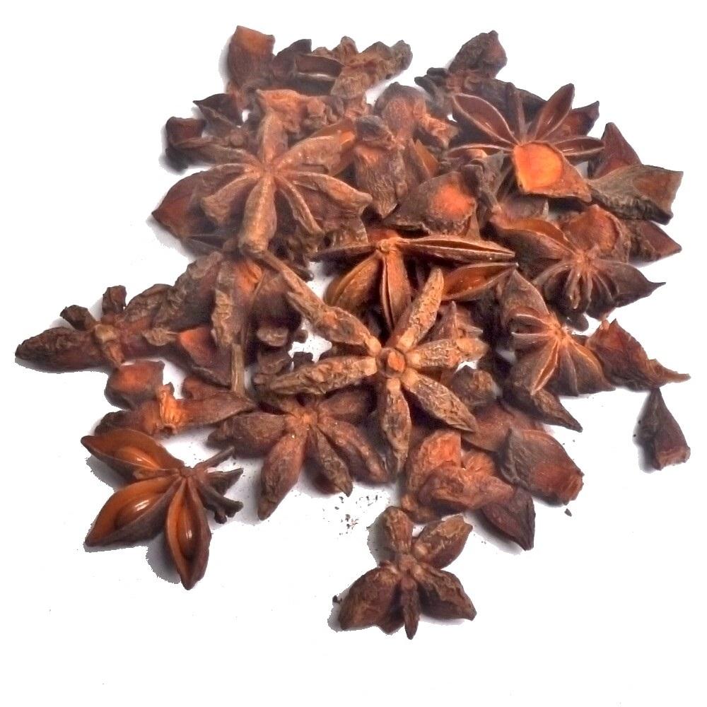 Sternanis (Fructus anisi stellati)