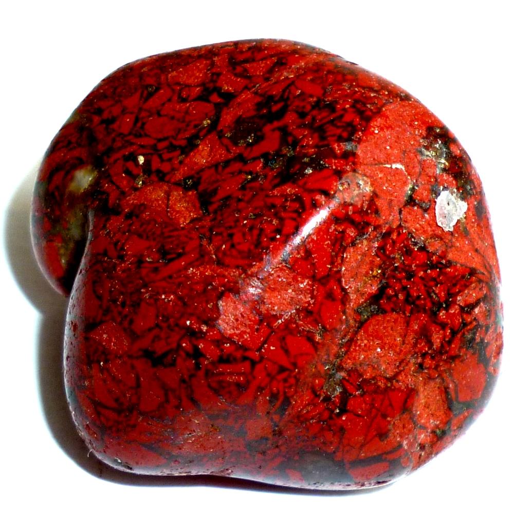 Roter Jaspis