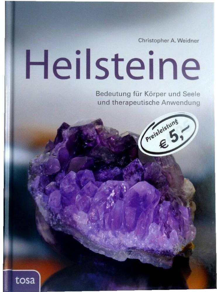 Heilsteine Gutes Buch über Edelsteine