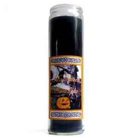 Sabbatte Halloween/ Samhain Kerze im Glas