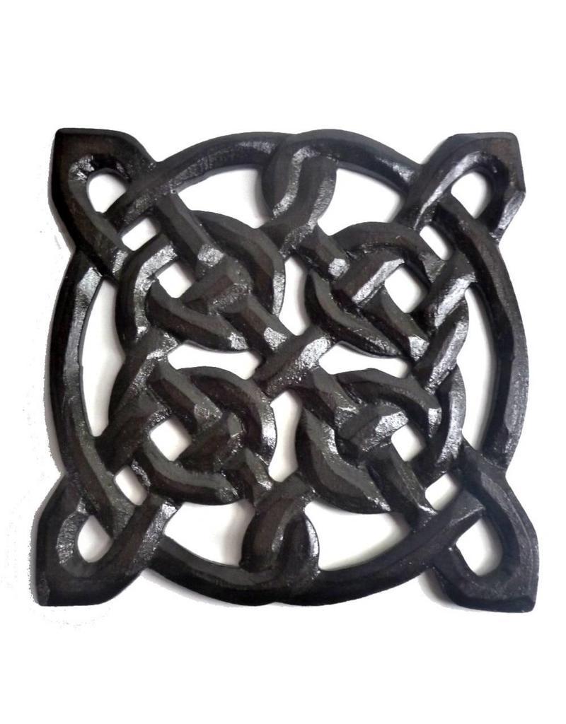 Wandrelief Keltischer Knoten, klein