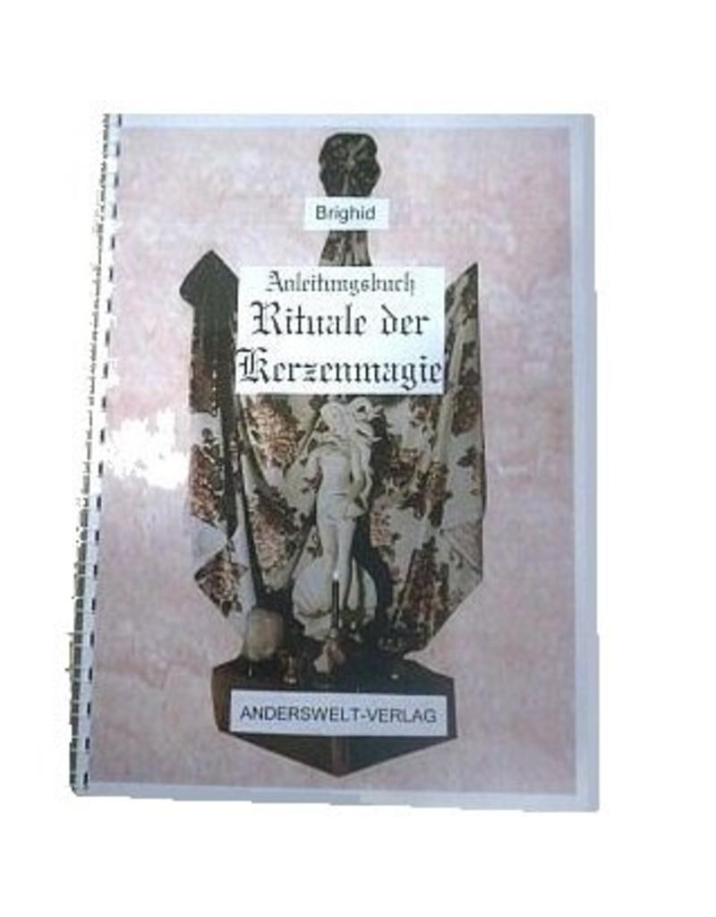 Arbeitsbuch mit Schritt für Schritt Anleitung für Kerzen Rituale