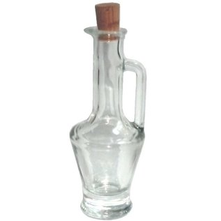 Kleine Glasflaschen zum Befüllen