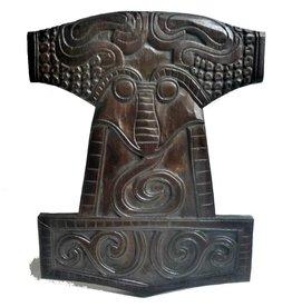 Thors Hammer Wandschmuck
