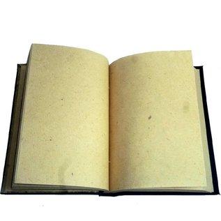 Fledermaus Buch der Schatten mit Fledermausflügelecken und Rosenpentagramm