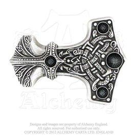 Alchemy England Gürtelschnalle Thors Hammer
