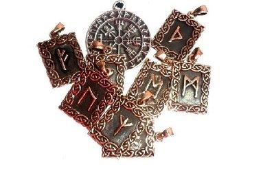 Runen Amulette
