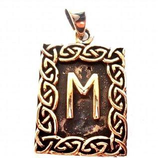 Runen Amulett Rune, Ehwaz Anhänger