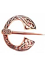 Keltische Bronzefibel