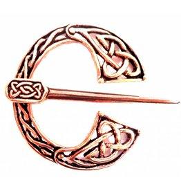 Gewandnadel, Keltische Bronzefibel