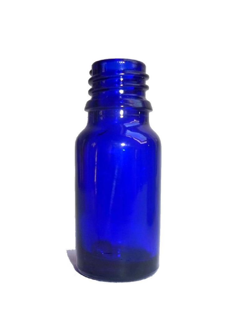 Medizinflasche, Elixierflasche, aus braunem oder blauem Glas