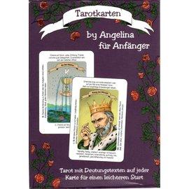 Weissagen Tarotkarten by Angelina für Anfänger