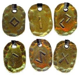 Runen Runen Anhänger