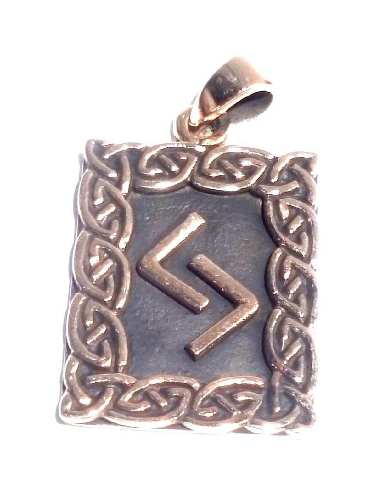 Runen Amulett Rune, Jera