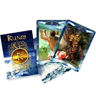 Runen Runen Orakel Karten