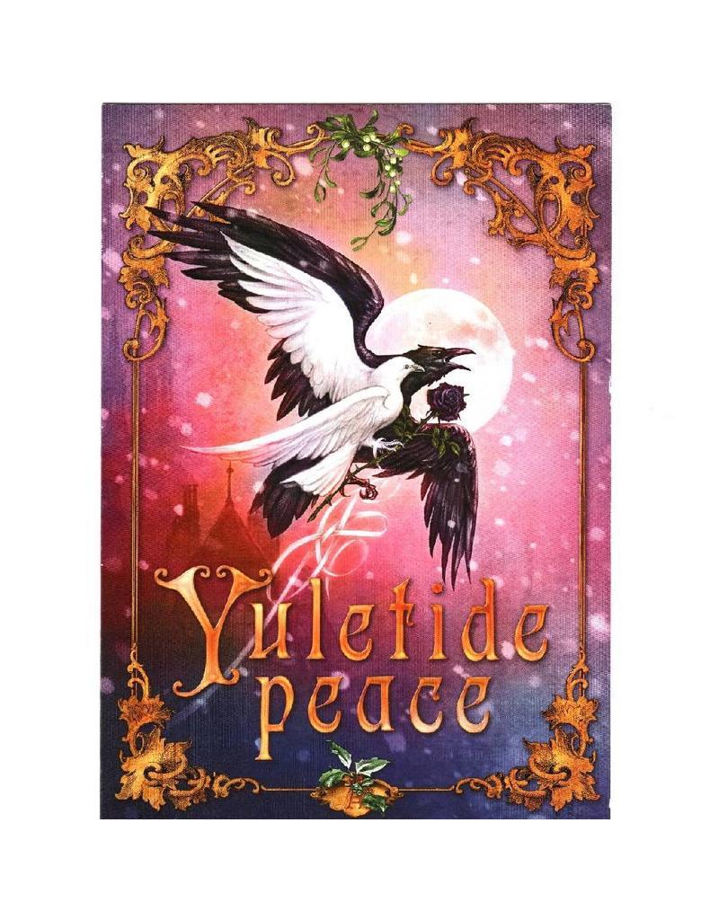 Alchemy Yuletide peace, Grußkarte