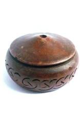 Schreibzeug Federhalter Celtic aus Holz
