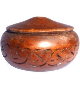 Schreibzeug Federhalter Celtic Holz