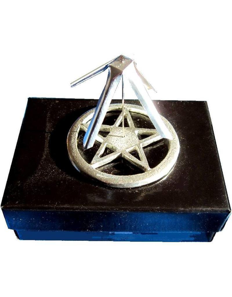 Telekinesebox mit Pentagramm