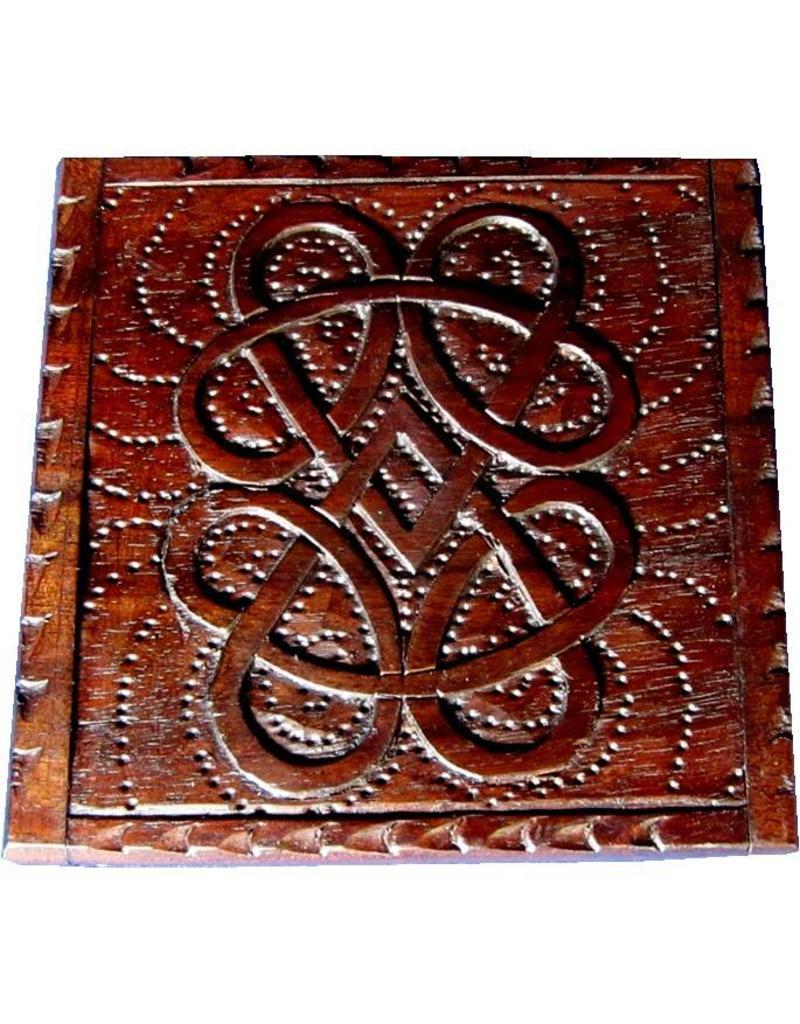 Aufbewahrung Holzkästchen Celtic