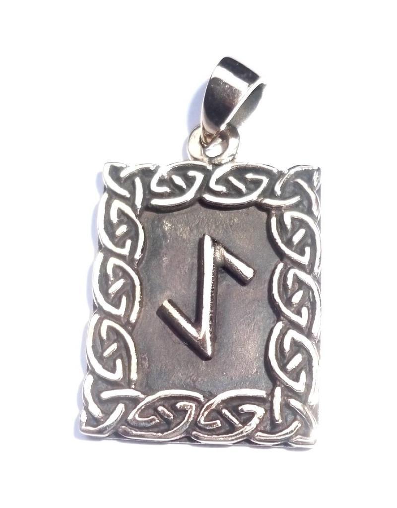 Runen Amulett Rune, Eihwaz