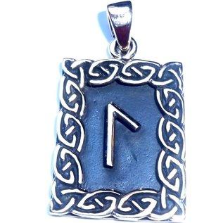 Ritualbedarf Amulett Rune, Laguz