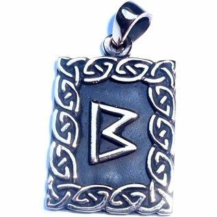 Runen Amulett Rune, Berkana