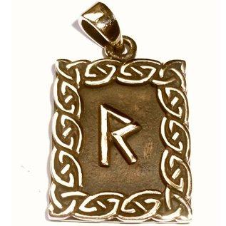 Runen Amulett Rune, Raido