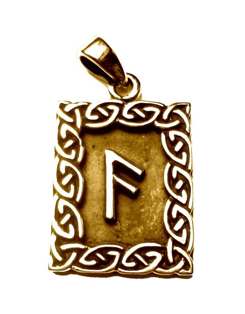 Runen Amulett Rune, Ansuz