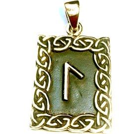 Ritualbedarf Laguz Runenamulett