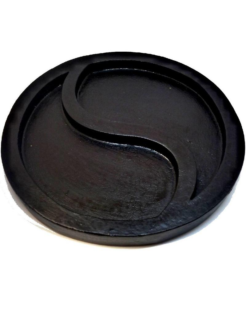 Yin Yang Schale aus Keramik oder aus Holz