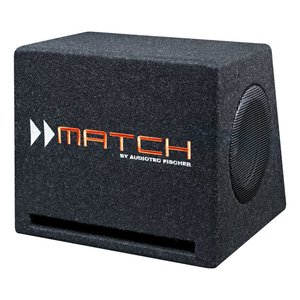 Match PP 7E-D Plug and Play subwoofer