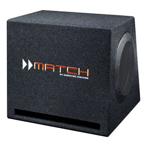 Match PP 10E-D Plug and Play subwoofer
