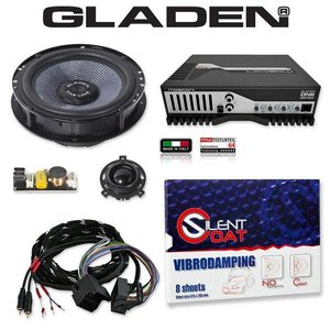 Gladen Audio Gladen Golf 6 Pack 1
