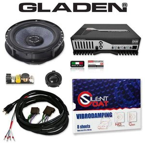 Gladen Audio Gladen Golf 4 Pack 1