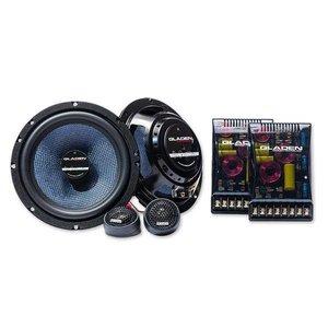 Gladen Audio SQX 165 SLIM