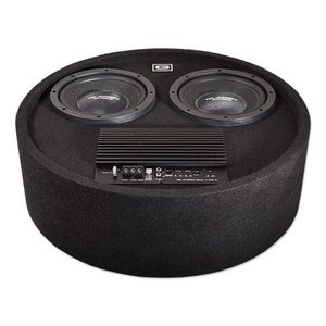 Gladen Audio RS 8 RB Dual Active
