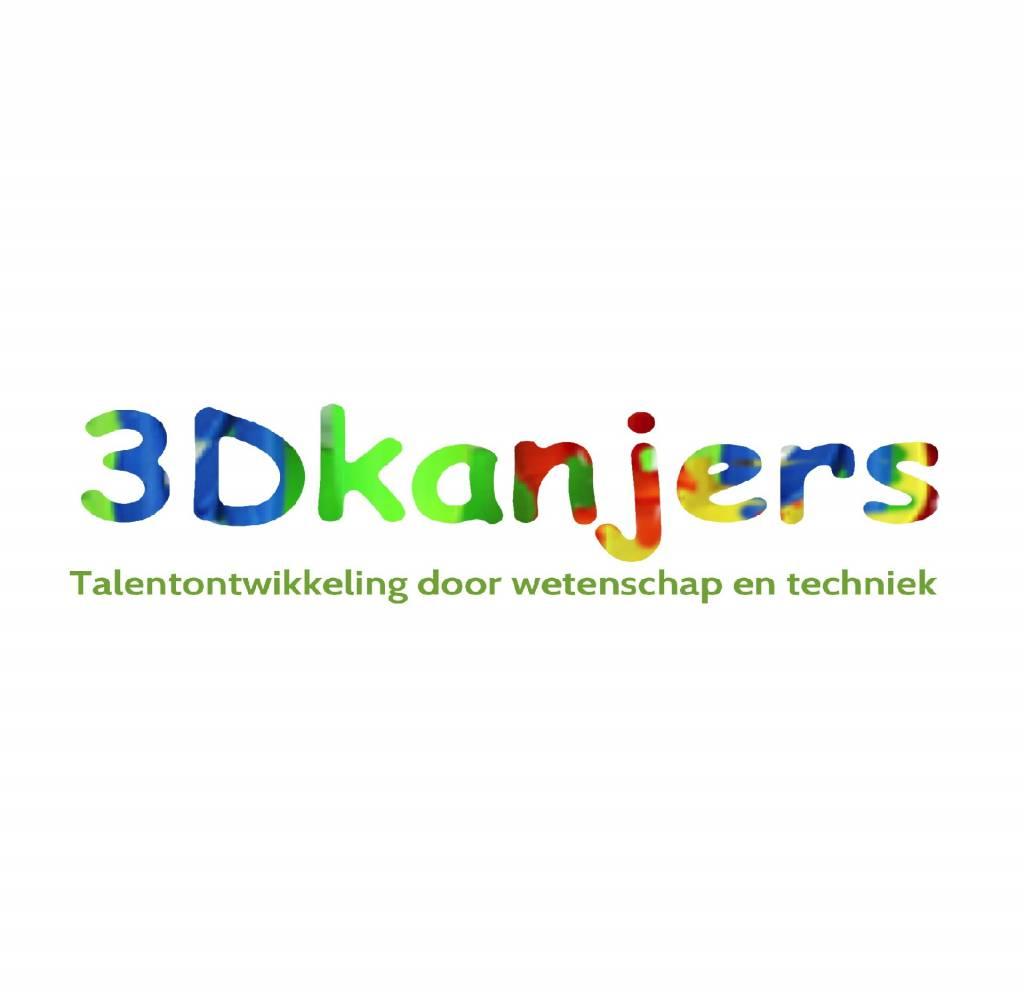 Lay3rs 3D kanjers - printen in het klaslokaal met de Utimaker 2+