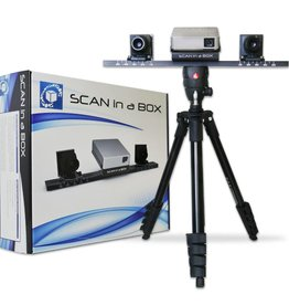 Open Technologies Scan in a Box 3Dscanner
