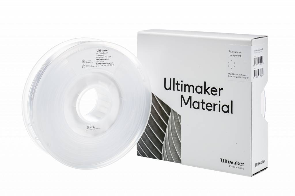 Ultimaker PC Transparant