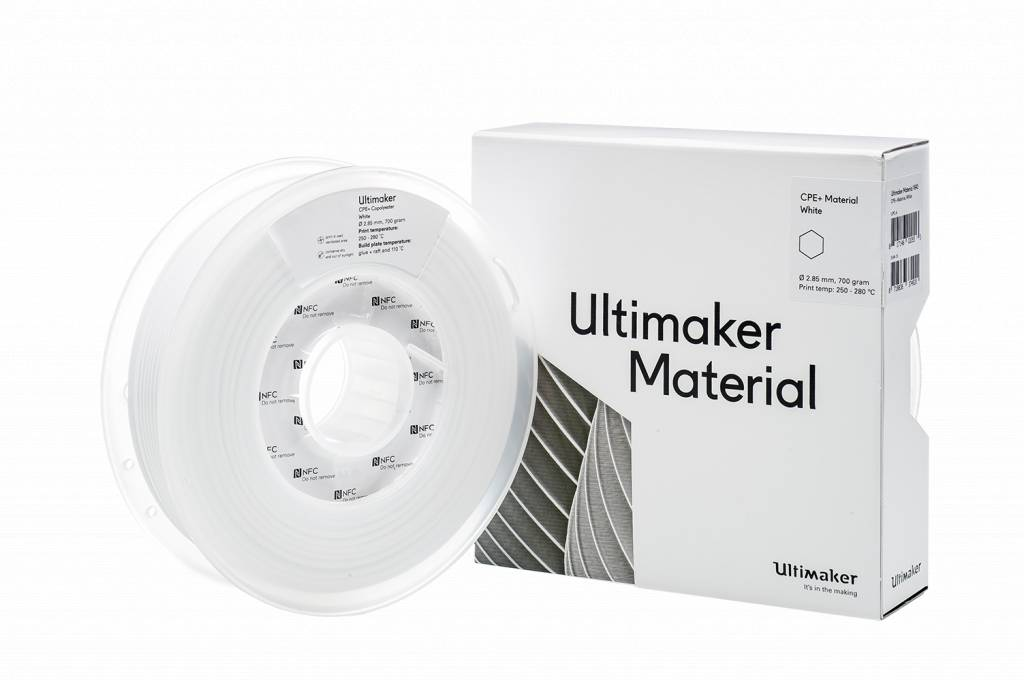 Ultimaker CPE+ White