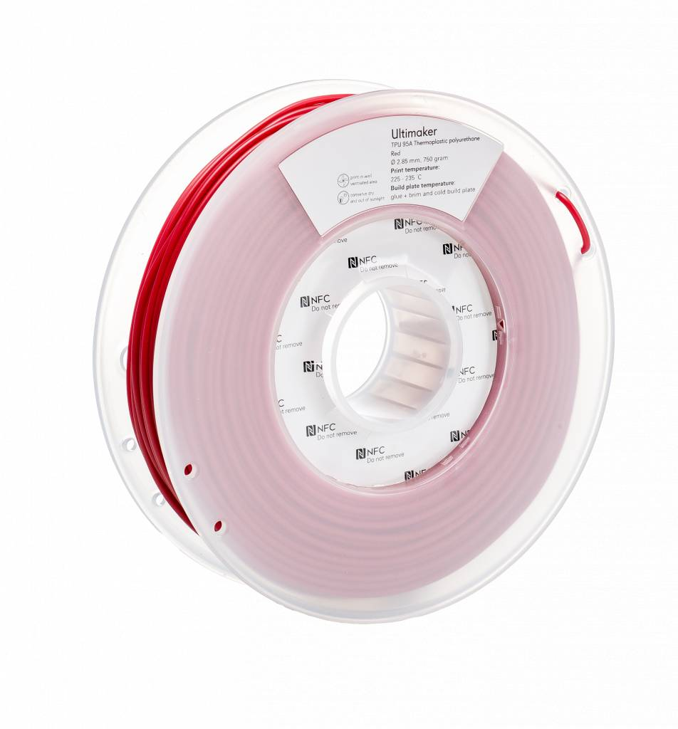 Ultimaker TPU Red