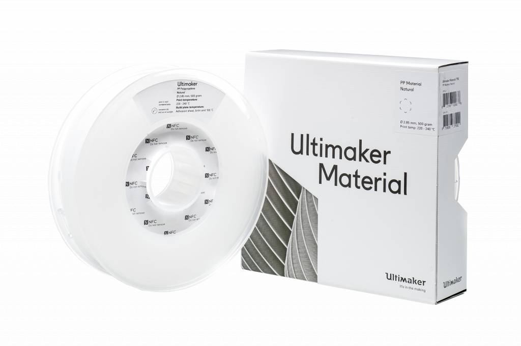 Ultimaker PP Transparant