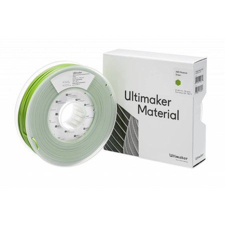 Ultimaker ABS 750gr Green